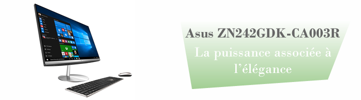 ordinateur Asus All in One