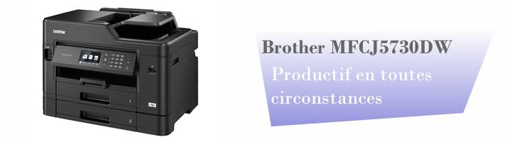 imprimante Brother jet d'encre